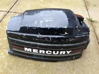Mercury 9.8 outboard engine cover