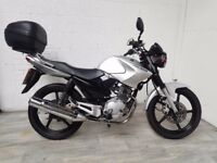 yamaha ybr 125cc 2010 hpi clear in good condition
