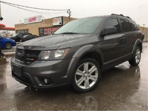 2014 Dodge Journey SXT MOONROOF BIG SCREEN CHROME MAGS