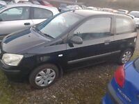HYUNDAI GETZ 1.1 ( ANY OLD CAR PX WELCOME ) 1 OWNER CAR,, EXCELENT CONDITION, CHEAP PX CLEARENCE