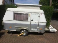 Eriba Puck Touring caravan for sale