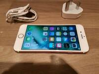 IPhone 6s gold good condition on EE/VIRGIN/ORANGE/T-MOBILE