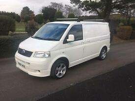 Volkswagen Transporter van - 2008 - finance now