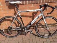 "Racing Bike, Dawes Giro 200, lightweight Aluminium, 22 1/2"" frame"