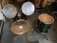 Used Pearl Export Kit (Green) (4 Piece)