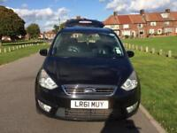 PCO Ford Galaxy 2011 Automatic