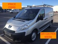 2008 PEUGEOT EXPERT 2.0 HDI / NEW MOT / PX WELCOME / NO VAT / FINANCE AVAILABLE / WE DELIVER