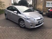 TOYOTA PRIUS T3 NICE CLEAN CAR NEW PCO READY FOR UBER DRIVERS WARRANTED MILES UK MODEL FREE ROAD TAX