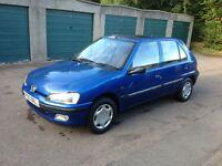 1997 Peugeot 106 extra time ...... Genuine 59k