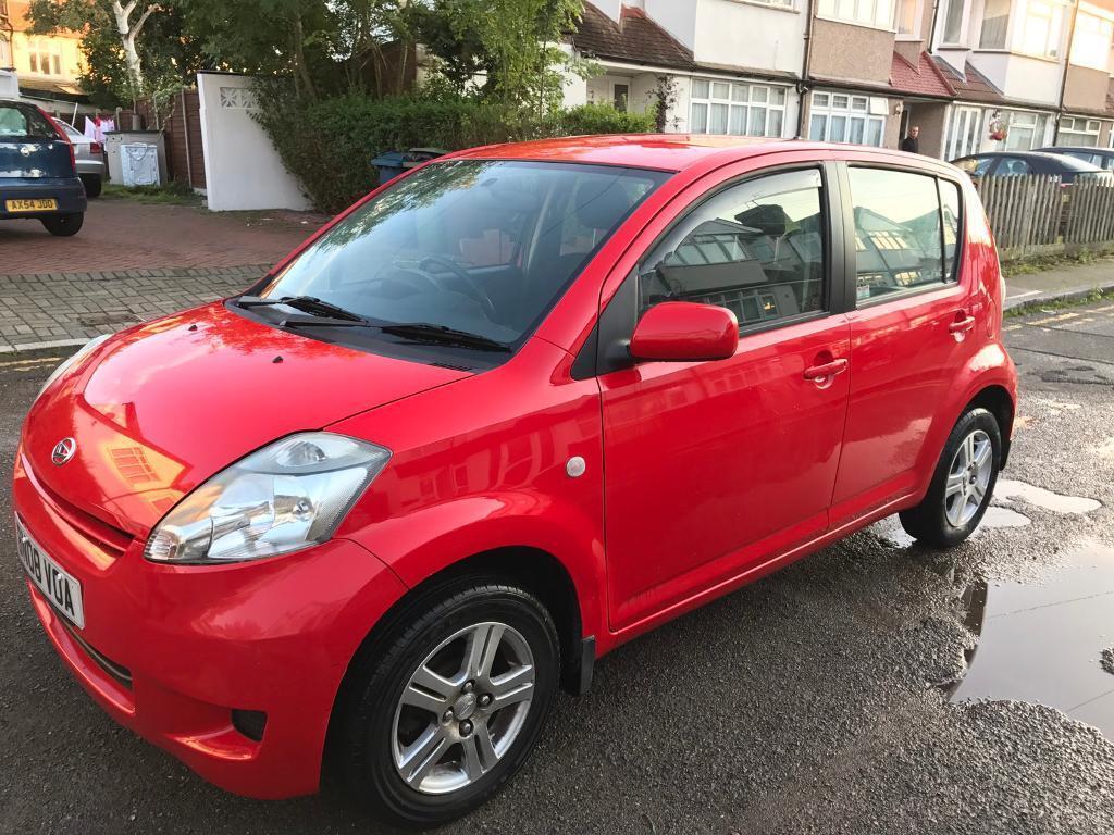 Daihatsu Sirion 1.3 petrol manual | in Harrow, London ...