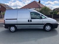 Peugeot expert 1.9 diesel superb workhorse