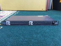 Peavey PV215 EQ 15 band Rackmount Graphic Equaliser 21EQ
