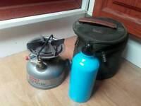 coleman stove