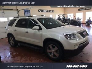 2012 GMC Acadia SLT Heated Leather  AWD  Accident Free