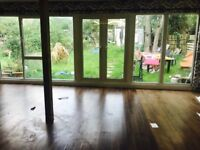 LARGE TWO BED STUDIO FLAT TO RENT