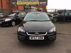 Ford Focus 1.6 Zetec Climate 5dr FULL SERVICE HISTORY,2 KEYS,