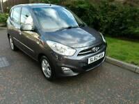 Hyundai i10 1.2 petrol, Automatic,17.000,F/S/H, FULL MOT,