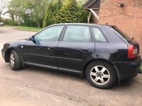 Audi A3 diesel 1.9 2001,5 doors,turbo failure