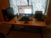 Solid Wood Office / Computer Desk