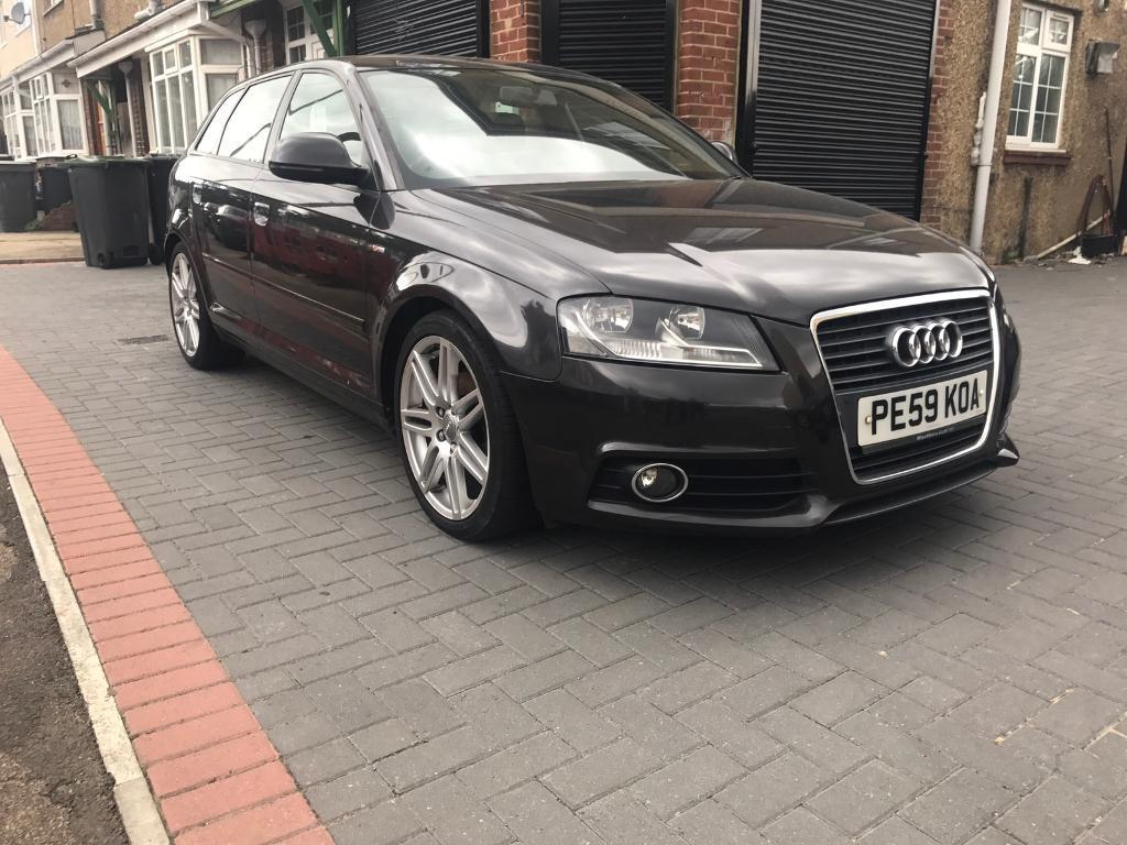 2010 audi a3 1 8t tfsi s line in luton bedfordshire gumtree. Black Bedroom Furniture Sets. Home Design Ideas