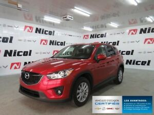 2015 MAZDA CX-5 AWD GS