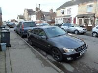LEXUS IS200 Sport in mint condition in and out. Full service history mainly by Lexus. Sale or swap.