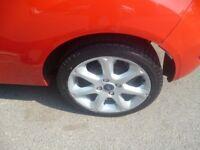 Ford FIESTA Zetec 90 TDCI,1560 cc 3 door hatchback,FSH,clean tidy car ,runs and drives well,£20 tax