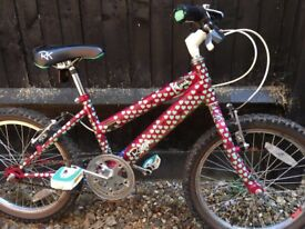 Kids / Girls Raleigh bicycle - very good condition