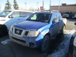 2015 Nissan Frontier PRO-4X | Navi | Leather | NEW Tires