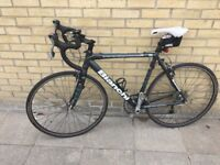 Bianchi entry level road bike with extras best on gumtree better then specialized cannondale giant