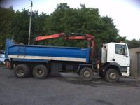 Grab lorry business for sale