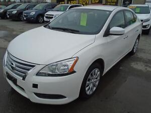2014 Nissan Sentra WWW.PAULETTEAUTO.COM RATES LOW AS 3.69% OAC!!