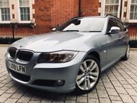 2009 BMW Facelift LCI 325d SE Touring **1 PRV OWNER** HUGE SPEC** FULL BMW HISTORY 318d 320d 330d