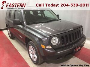 2017 Jeep Patriot 4x4 2.4L MULTI-AIR UCONNECT 5.0 A/C CRUISE USB