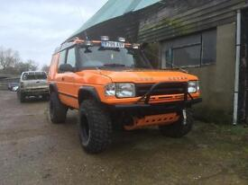 Discovery 300tdi comerical SWAP 7 seater