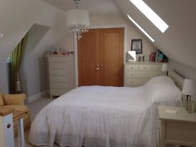 Top Floor Double Bedroom with Ensuite Available