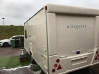 Bailey discovery caravan