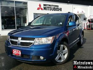 2010 Dodge Journey R/T; All-wheel drive! Leather!