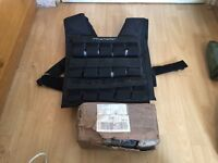 Weighted vest by fitstream 30kg