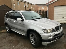 BMW X5 for sale or swap for van