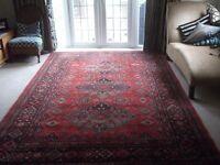 Room Size Rug - Wool