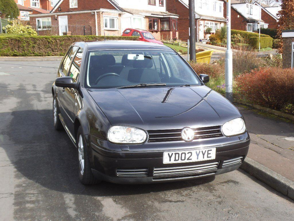 For sale 2002 volkswagen golf mk4 1 9 tdi 5 door
