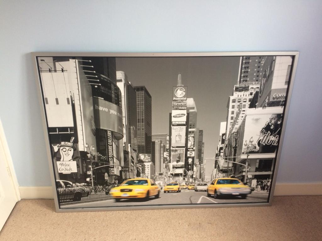 Large picture of New York skyline