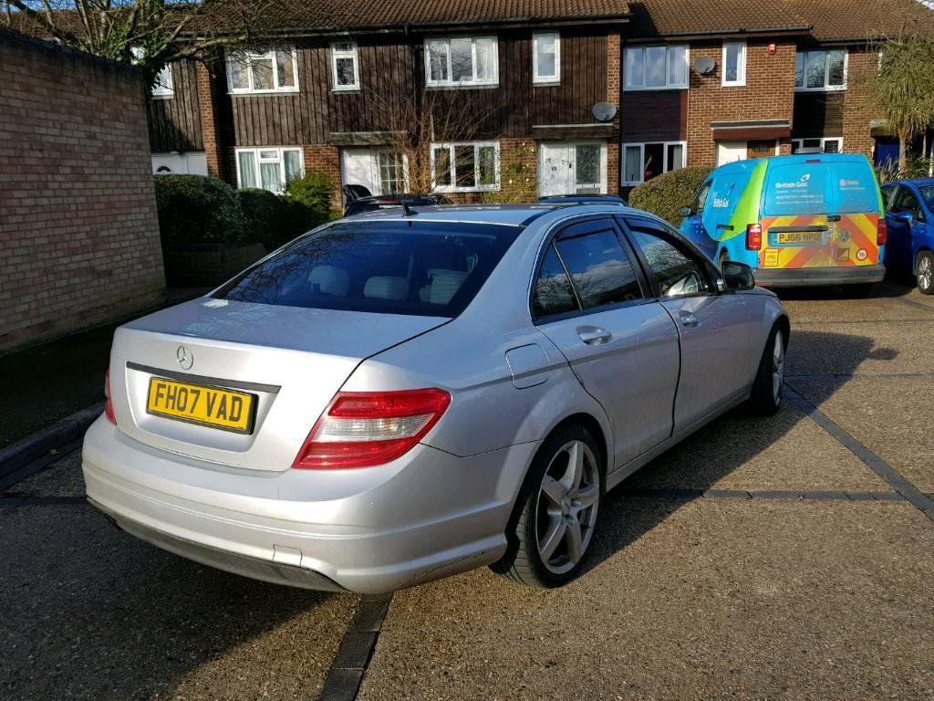 Mercedes C220 AMG Diesel Automatic   in Hampton, London ...