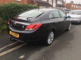 Vauxhall insignia 2.0 CDTI SE 160BHP 2013 HPI clear