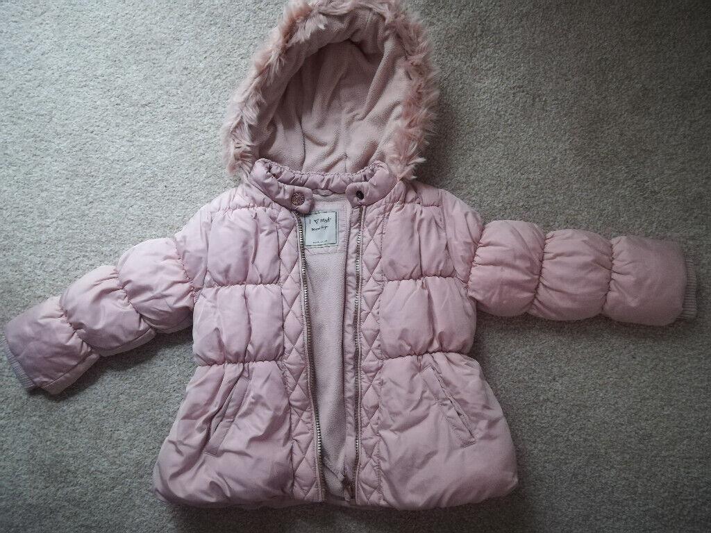 74c67c6bd6f0 girls coats (Next Tu Bluezoo) 2-3years. £3 each.