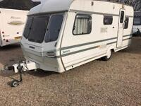 Lunar 5 berth with Motor movers and awning
