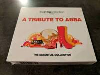 A Tribute to ABBA, triple CD