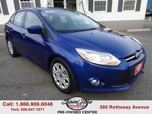 2012 Ford Focus SE $106.62 BI WEEKLY!!!