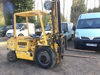 Diesel forklift 4500kgs with side shift